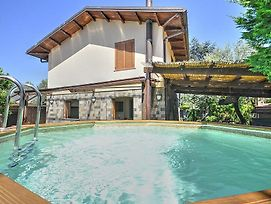 Sorrento Villa Sleeps 6 Pool Air Con Wifi photos Exterior