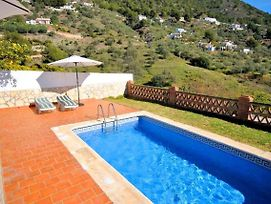 Country House With Pool And Fireplace In Frigiliana photos Exterior