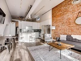 Modern Lohi Loft In Historic Building photos Exterior