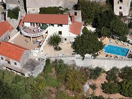 Family Friendly House With A Swimming Pool Sumpetar 5969 photos Exterior