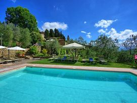 San Polo In Chianti Apartment Sleeps 5 Pool Wifi photos Exterior