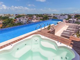 Studio In Central Playa With Rooftop Pool And Bbq - Velas photos Exterior