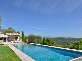 Vence Villa Sleeps 12 Pool Air Con Wifi photos Exterior