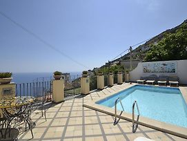 Praiano Villa Sleeps 6 Pool Air Con Wifi photos Exterior
