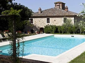 Rapolano Terme Villa Sleeps 9 Pool photos Exterior