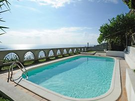 Conca Dei Marini Villa Sleeps 5 Pool Air Con Wifi photos Exterior