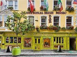 Oliver St John Gogarty Hostel & Penthouse Apartments photos Exterior