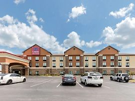 Comfort Suites Jackson photos Exterior