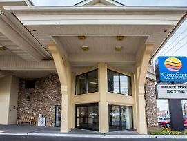 Comfort Inn & Suites At Dollywood Lane photos Exterior