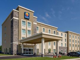 Comfort Inn & Suites - Harrisburg Airport - Hershey South photos Exterior