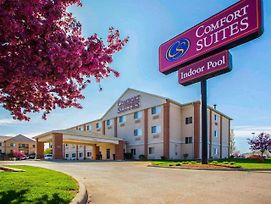 Comfort Suites Normal University Area photos Exterior