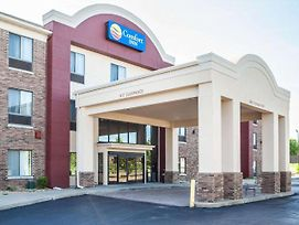 Comfort Inn Lees Summit @ Hwy 50 & Hwy 291 photos Exterior