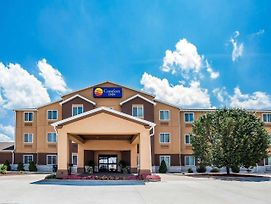 Comfort Inn & Suites Moberly photos Exterior