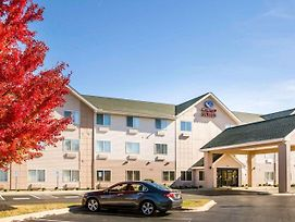 Comfort Suites Columbus West - Hilliard photos Exterior