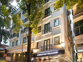 Hanoi L'Heritage Diamond Hotel & Spa photos Exterior