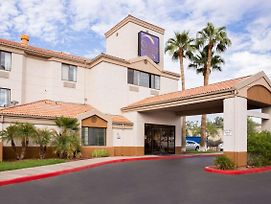 Sleep Inn Phoenix Sky Harbor Airport photos Exterior