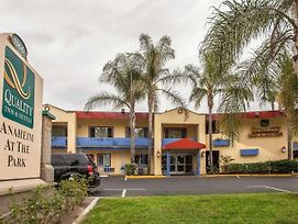 Quality Inn & Suites Anaheim At The Park photos Exterior