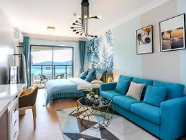 Huizhou Xiaojing Bay Yishu Holiday Sea View Apartment photos Exterior