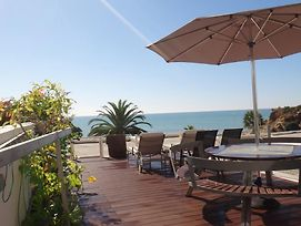 Apartment With 2 Bedrooms In Albufeira With Wonderful Sea View Pool Access Furnished Terrace 50 M From The Beach photos Exterior