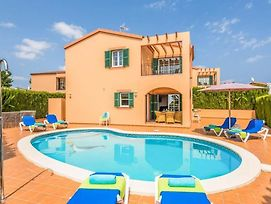 Cala Galdana Villa Sleeps 6 Pool Air Con Wifi photos Exterior