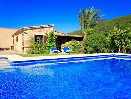 Port De Pollenca Villa Sleeps 5 Pool Wifi T400584 photos Exterior