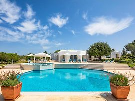 Carvoeiro Villa Sleeps 8 Pool Air Con Wifi photos Exterior