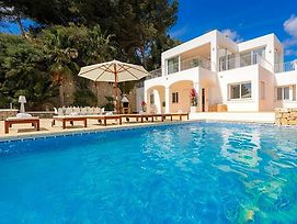 Colonia De Sant Jordi Villa Sleeps 10 Pool Air Con photos Exterior