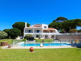 Carvoeiro Villa Sleeps 14 Pool Air Con Wifi photos Exterior