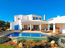 Alvor Villa Sleeps 8 Pool Air Con Wifi photos Exterior