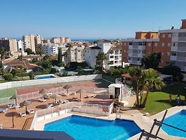 Studio In Torremolinos With Wonderful Sea View Pool Access And Furni photos Exterior