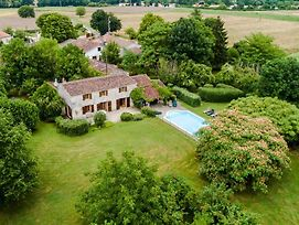 Chermignac Villa Sleeps 6 Pool photos Exterior