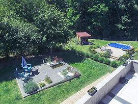 Holiday Home In Meaulne With Swimming Pool photos Exterior
