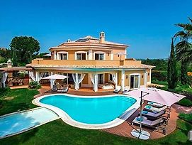Quinta Do Lago Villa Sleeps 14 Pool Air Con Wifi photos Exterior