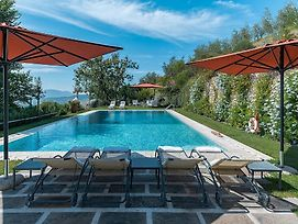 Pieve Di San Pancrazio Villa Sleeps 14 Pool Air Con photos Exterior