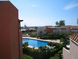 Appartement 5 Pers, 1 Chambre, 1 Cabine, Climatise, Piscine + Parking - Ref Capao227 photos Exterior