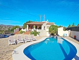 El Ventorrillo - Holiday Home With Stunning Views And Private Pool In Benissa photos Exterior