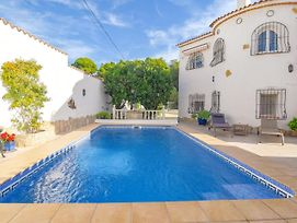 Beautiful Holiday Home With Private Pool Near Sea In Benissa photos Exterior