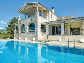 Syvota Villa Sleeps 8 Air Con Wifi photos Exterior