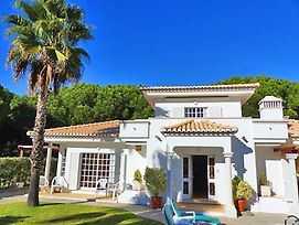 Almancil Villa Sleeps 6 Pool Air Con Wifi T607845 photos Exterior