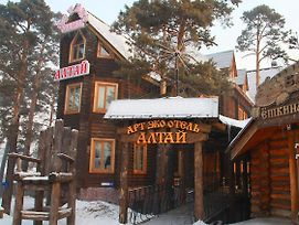 Art Eco Hotel Altai photos Exterior