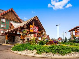 Best Western Plus Fernie Mountain Lodge photos Exterior