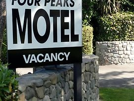 Four Peaks Motel photos Exterior