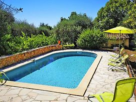 Villa With 2 Bedrooms In Fayence With Private Pool Enclosed Garden And Wifi 30 Km From The Beach photos Exterior