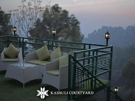 Kasauli Courtyard photos Exterior