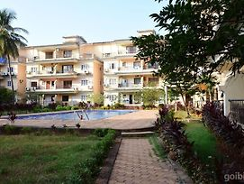 Apartments With Pool In Calangute Goa photos Exterior