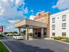 Comfort Suites Airport photos Exterior
