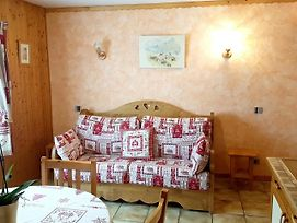 Studio In Les Gets With Wonderful Mountain View Furnished Garden And Wifi 300 M From The Slopes photos Exterior