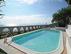 Conca Dei Marini Villa Sleeps 6 Pool Air Con Wifi photos Exterior