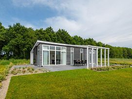 Chalet With A See Through Fireplace Near The Oosterschelde photos Exterior
