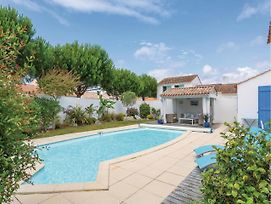Holiday Home Saint Jean De Monts 44 With Outdoor Swimmingpool photos Exterior